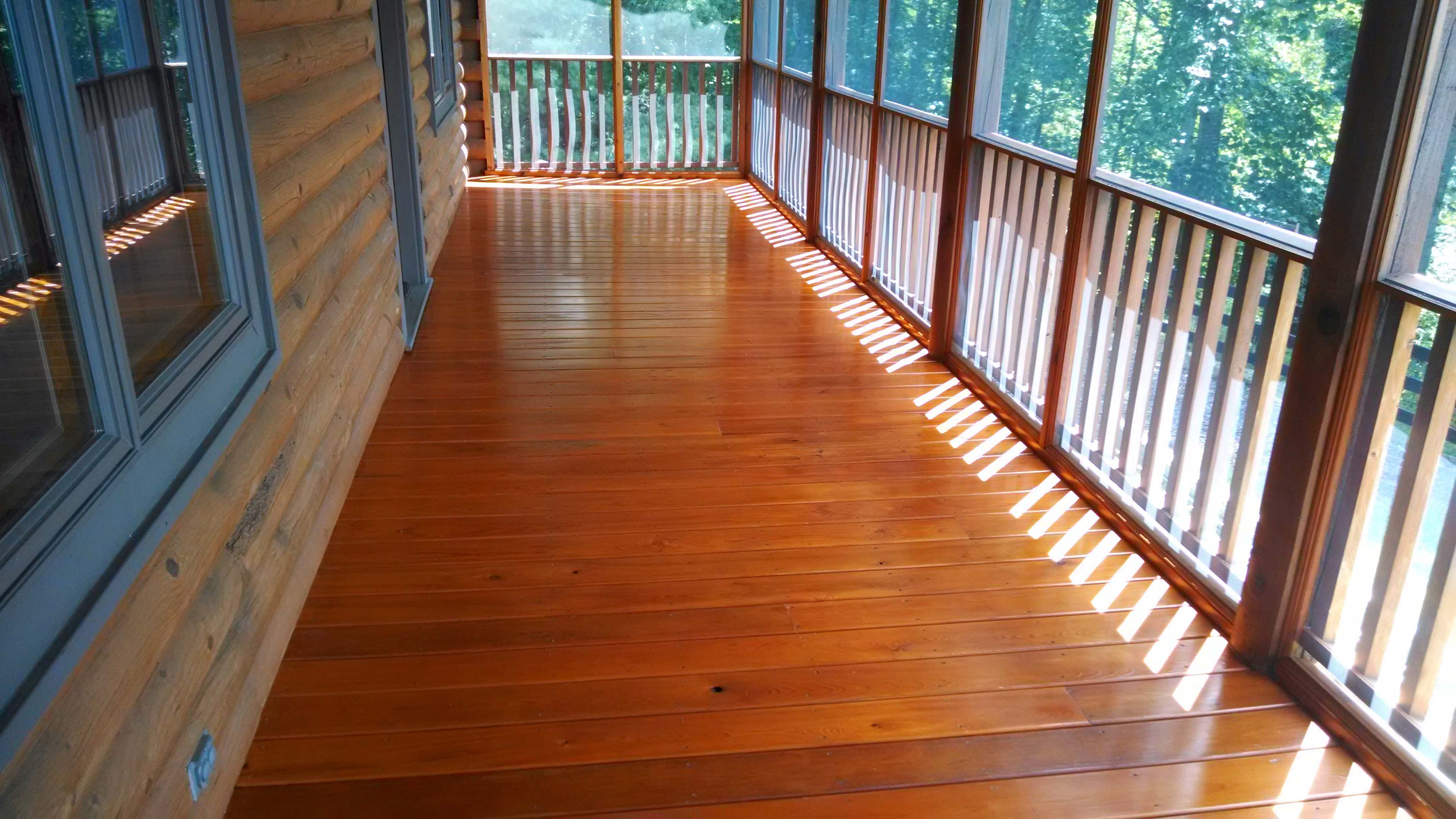 deck-staining-Asheville