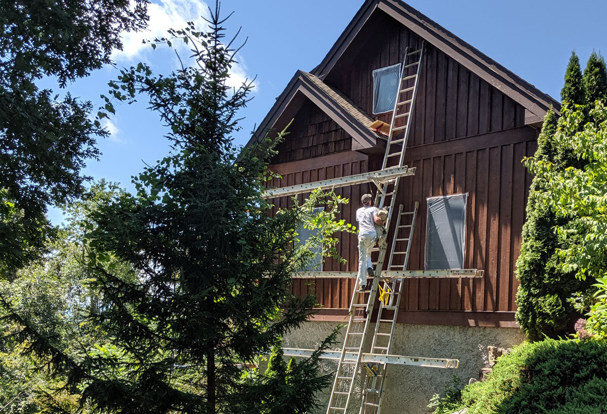 Painting Services Buncombe County NC