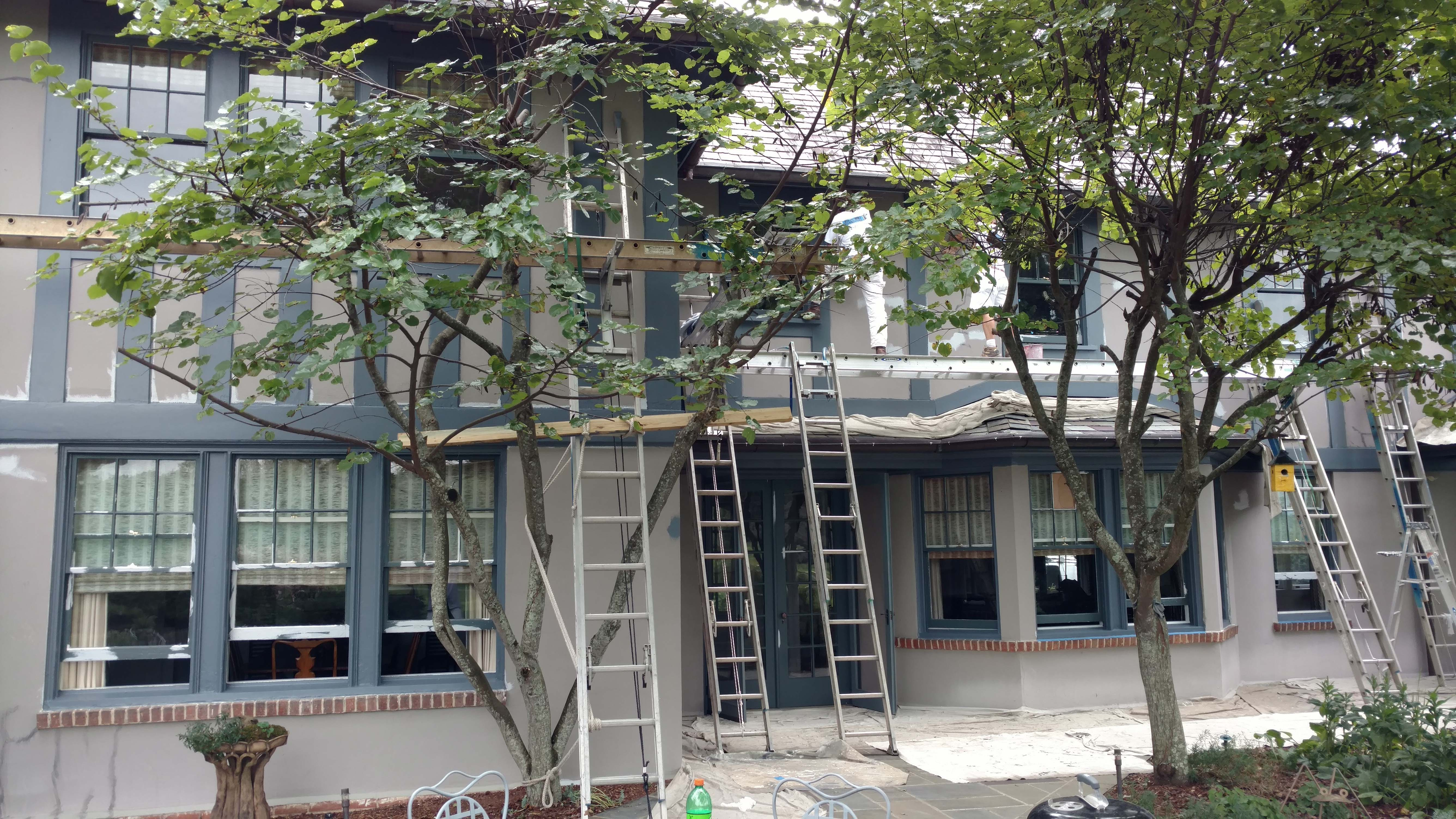 residential painters asheville