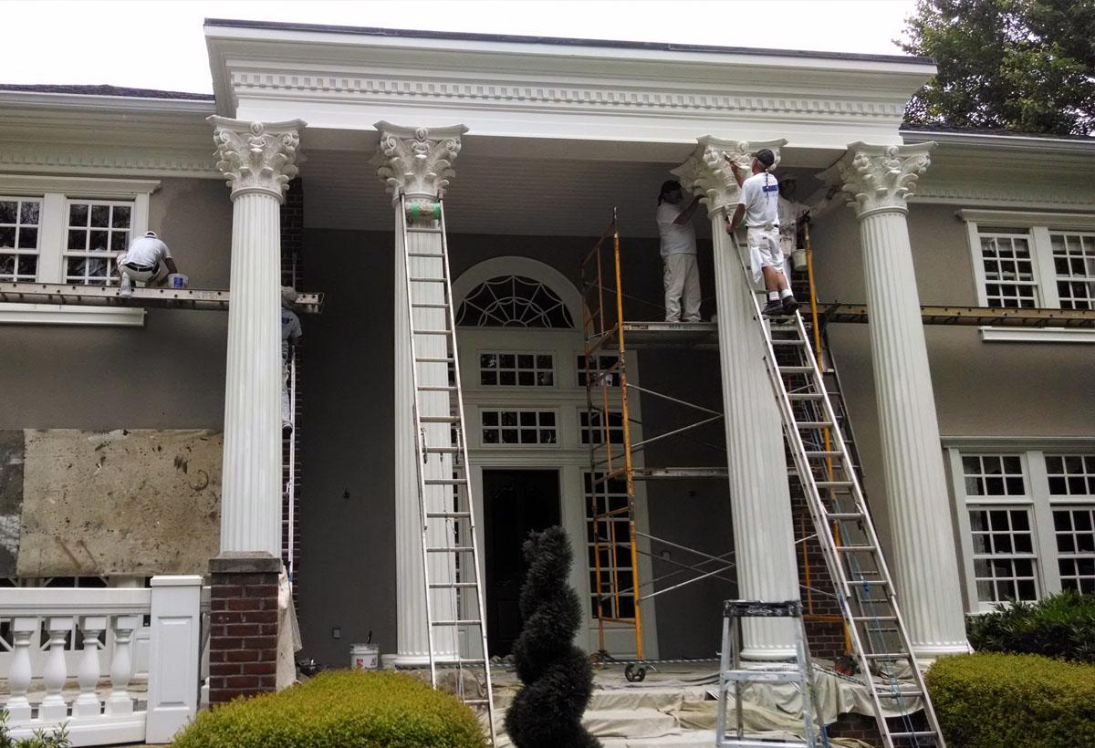 restoration home painter