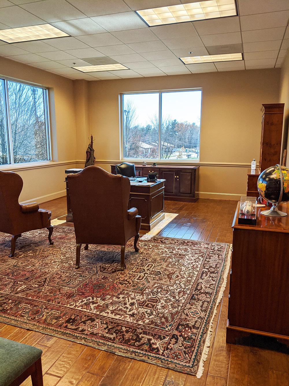 Professional office Painter Asheville NC
