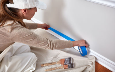Professional Painting Tips – Paint Prep 101