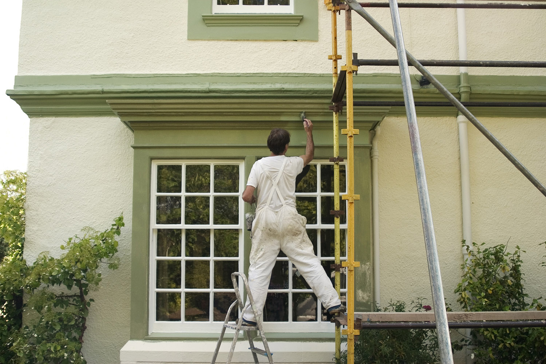 Exterior House Painters Asheville NC