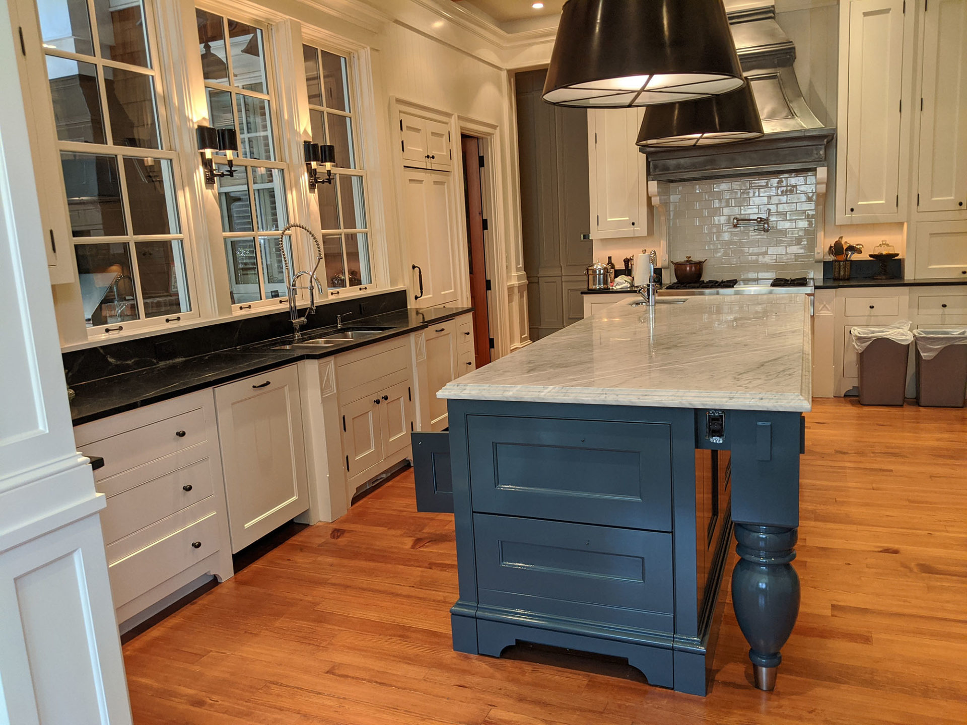professional kitchen painter Asheville