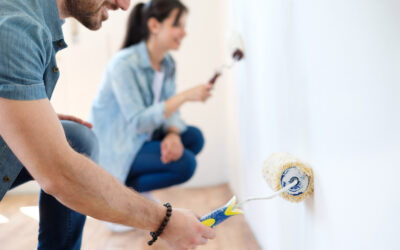 Painting Home Improvements on a Budget
