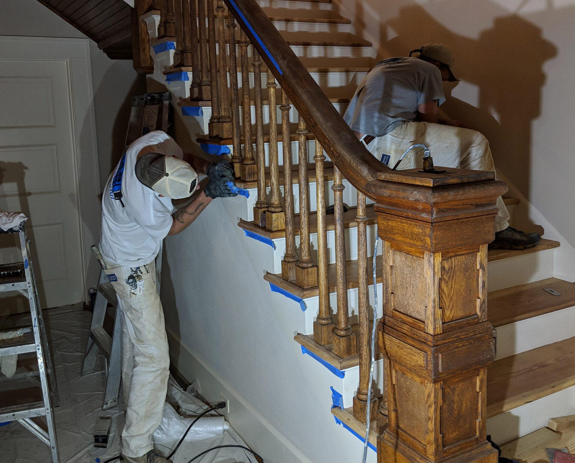 Minor Carpentry Asheville NC