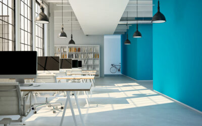 How Fresh Interior Paint Can Boost Your Business